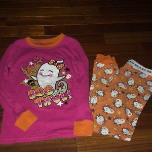 Other - Halloween 🎃 pj's size 4T
